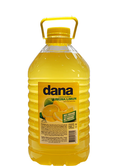 DANA, fruit syrup, lemon