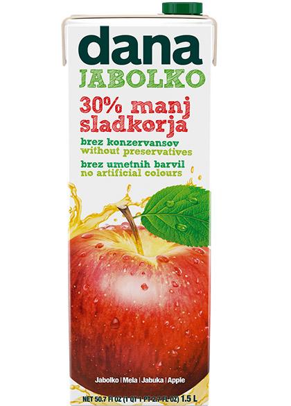 DANA sadna pijača 15 %, jabolko