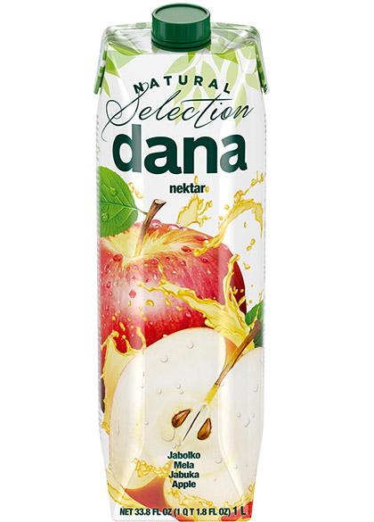 DANA nektar 50 %, jabolko