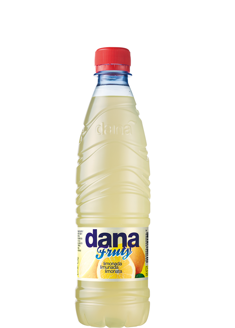 DANA FRUTY fruit drink 3%, lemon
