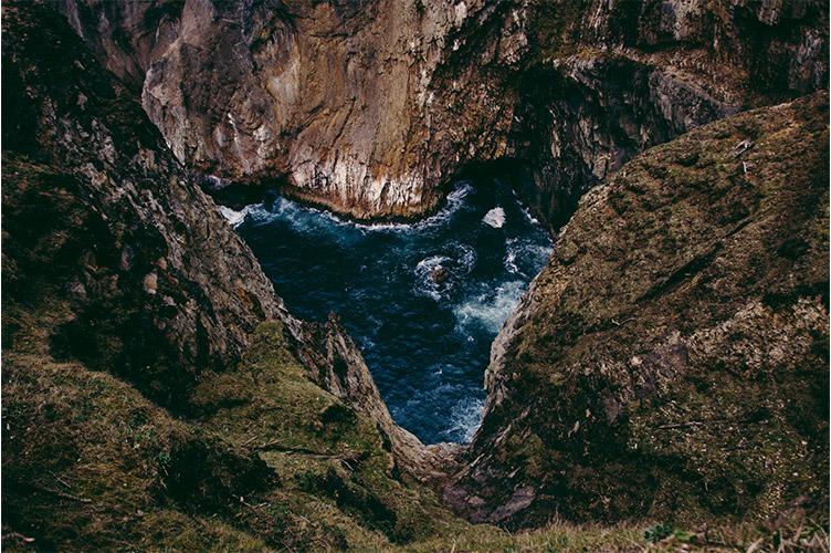 Naravna-  izvorna čistost vode