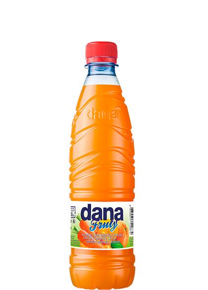 DANA FRUTY, sadna pijača, 3 %, korenje, pomaranča, limona