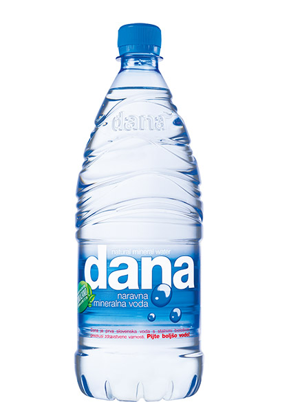 DANA natural mineral water