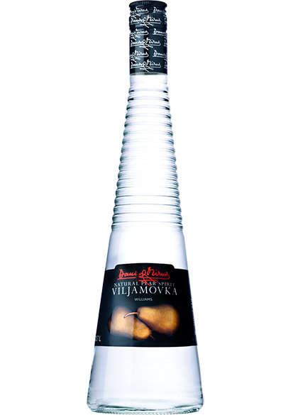 VILJAMOVKA, natural pear spirit, 40%